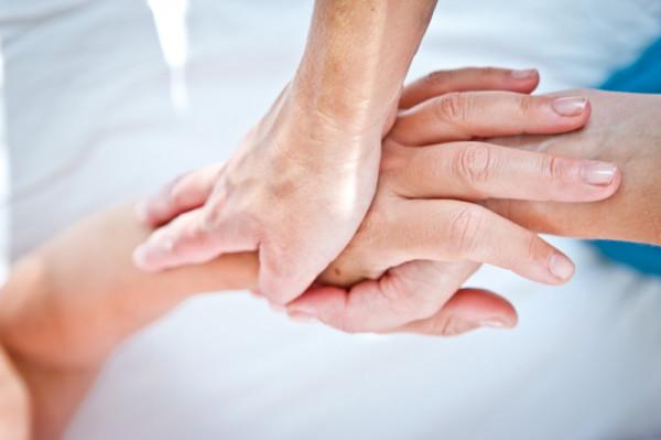 oel-handmassage